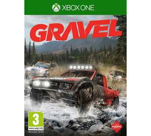Gravel (Xbox One / PS4) £34.99 at Argos