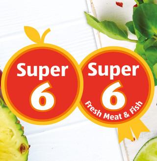 Aldi Super 6 - 45p each