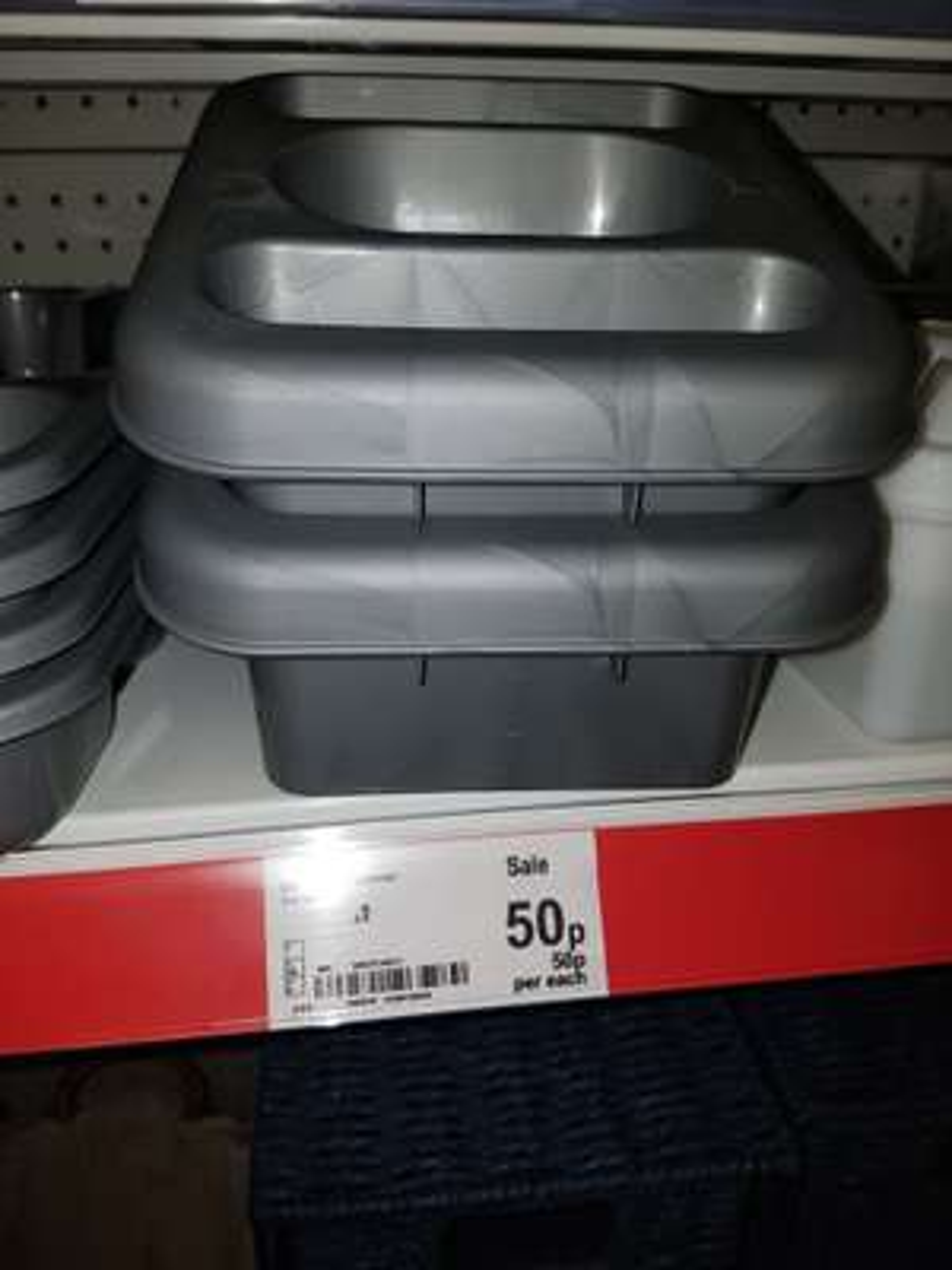 GEORGE HOME cutlery drainer - 50p instore @ ASDA (Hunts Cross)