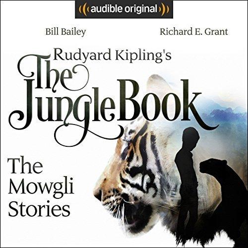 FREE Jungle Book audiobook on Audible via O2 Priority