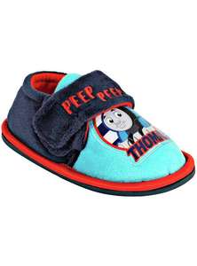 Thomas & Friends Slippers - Sizes 5-8. Other characters available £1.29 at Argos