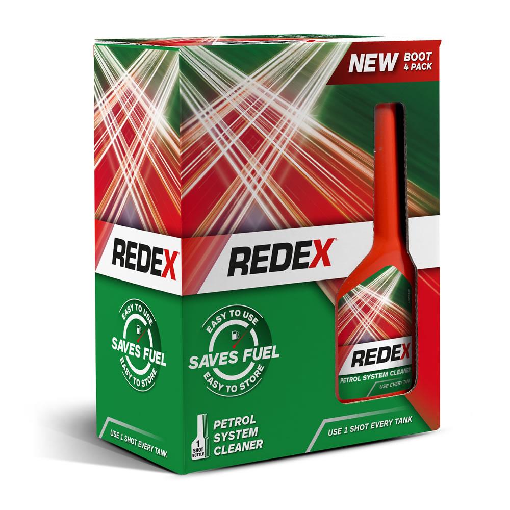 Redex Petrol System Cleaner 4pk - £4.50 at Wilko