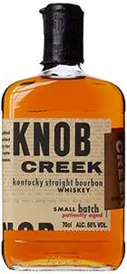 Knob Creek Small Batch Kentucky Straight Whiskey - £25.90 @ Amazon