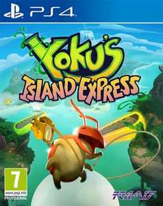 Yoku's Island Express (PS4/Xbox One) £16.99 (Preorder) @ Grainger Games