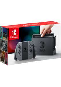 Nintendo Switch Console (Grey) - £249.99 - Simply Games (Free Next Day Delivery)