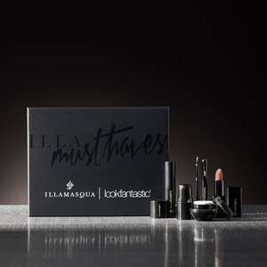 20% off the Illamasqua x lookfantastic limited edition Beauty Box. Use code: LFXILLA @  Look Fantastic