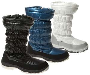 Snow boots - £9.99 @ Shoe Factory Outlet