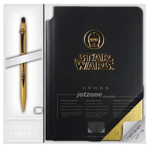 Cross Star Wars Click Pens & Jotzone gift set £27.50 delivered w/code - Works on Click Pens, Jotzone Journals and Gift Sets @ Cross