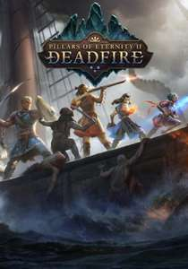 Pillars of Eternity 2:Deadfire [PC Steam code] (pre-order) £21.99 at CDKeys