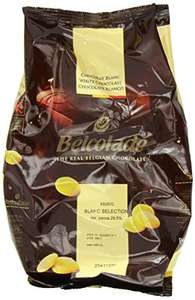 Belcolade Chocolate White Easi Melt Buttons 2Kg - £7.93 Amazon addon item or S&S (cheaper)
