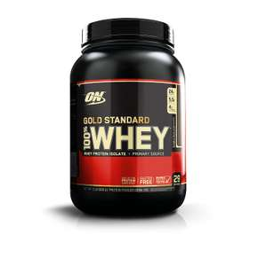Optimum Nutrition Gold Standard Whey Protein Powder, Double Rich Chocolate, 908g  - £22.49 at Amazon