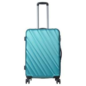 Save 40% on Tesco Munich 8 Wheel Hard Shell Suitcases + Free C+C eg Cabin now £24 / Medium now £30 / Large now £36