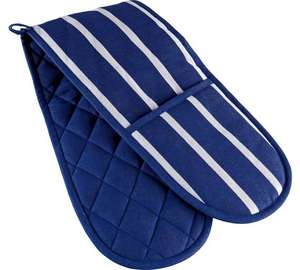 Quilted & padded double oven glove reduced now £2.49 @ Argos