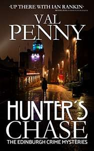 Noir Thriller -  Hunter's Chase (The Edinburgh Crime Mysteries #1) Kindle Edition - Free Download @ Amazon