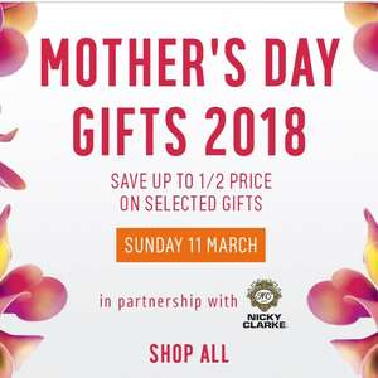 Mother's Day sale @ Argos