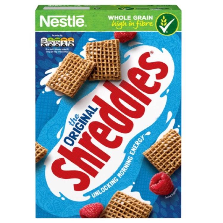 Shreddies Original Cereal 415g - £1 @ Morrisons