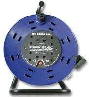 cheaper let me know 40m Cable Reel, 13A 4 Socket - £27.77 @ CPC