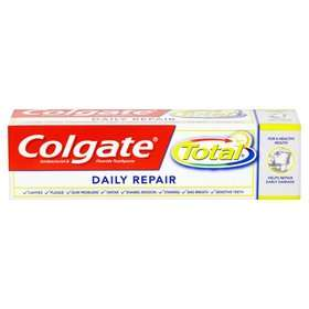 Poundland:Colgate Total Daily Repair Toothpaste 75ml £2.00