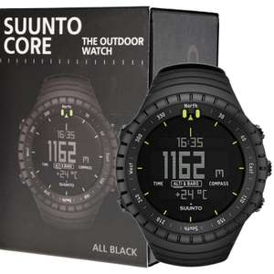 Suunto Core All Black watch @ Amazon.it delivered - £110