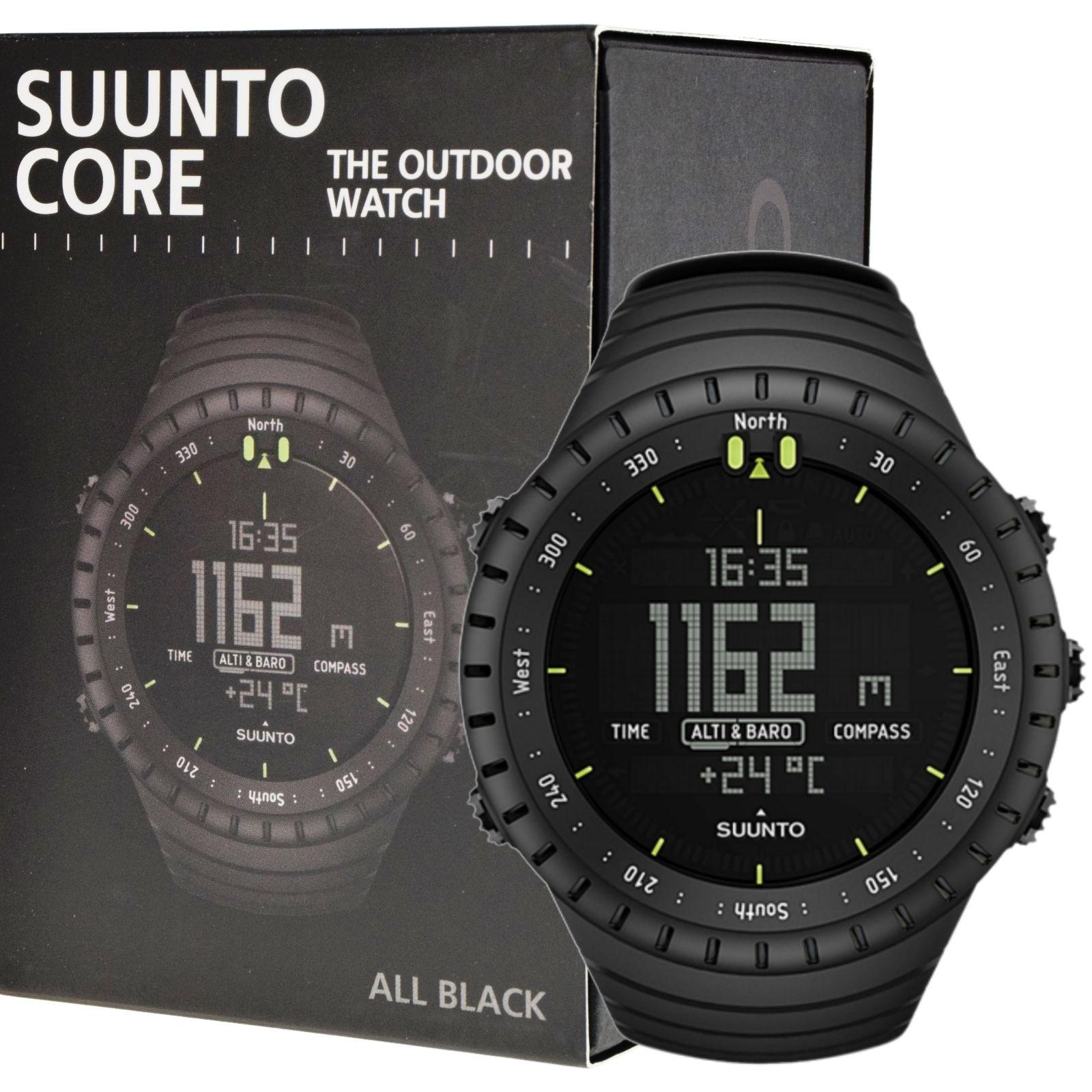 Suunto Core All Black watch @ Amazon.it delivered - £110