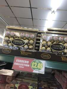Ferrero Rocher Collection 24 Piece - £2.49 instore @ Sprouts (Rotherham)
