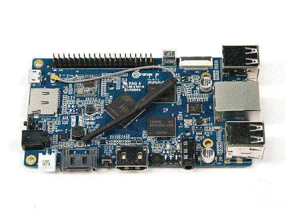 Orange Pi Plus CPU $15.99 + P&P $1.99 @ Hobbyking.com EU Warehouse £13.53