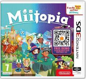 Miitopia [3DS] £19.99 at Grainger Games