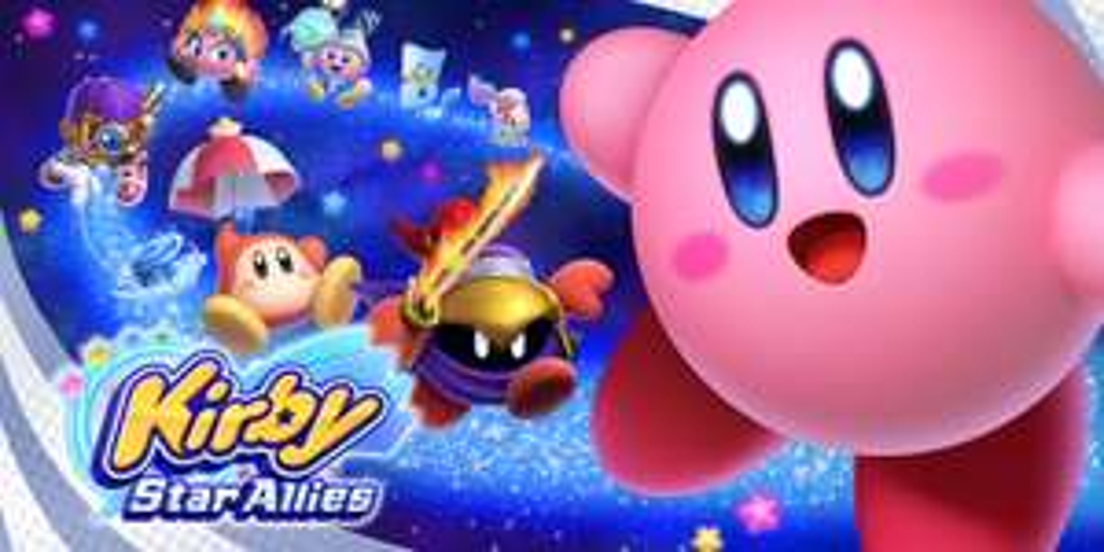 Kirby: Star Allies [FREE DEMO] - Nintendo Switch Eshop for Europe