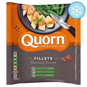 Quorn Meat Free Chicken Fillets £1 at Tesco
