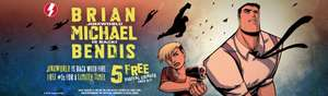 Free Brian Michael Bendis #1s digital comics @ Comixology