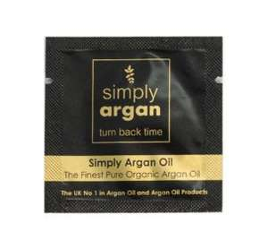 Free Arbre D'or Perfume or Simply Argan night/normal oil Sample