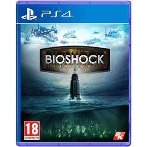 Bioshock: The Collection - £21.99 delivered (Sony PS4) @ My Memory