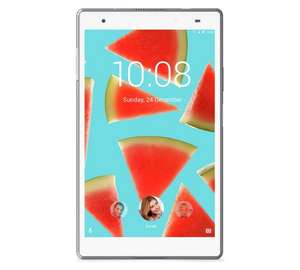 Lenovo Tab 4 Plus FHD 8 Inch 16GB Tablet - White @ Argos £154.99