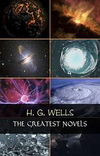 free kindle book - HG Wells: The Greatest Novels @ Amazon