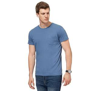 Red Herring Blue Pocket T-Shirt for £2.4 @ Amazon (add-on items)
