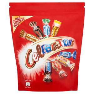 Celebration sharing bag 450g £1.50 @ Iceland