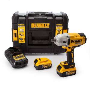 DEWALT DCF899P2-GB XR 18V BRUSHLESS 3 SP HIGH TORQUE WRENCH £279.99 @ Toolsense
