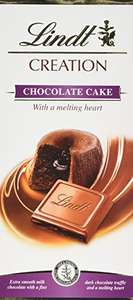 Lindt Creation Milk Chocolate Cake 150 g (Pack of 14) £15.73 (Prime) £19.72 (Non Prime) @ Amazon