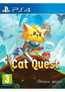 Cat Quest (PS4) £11.79 @ Base