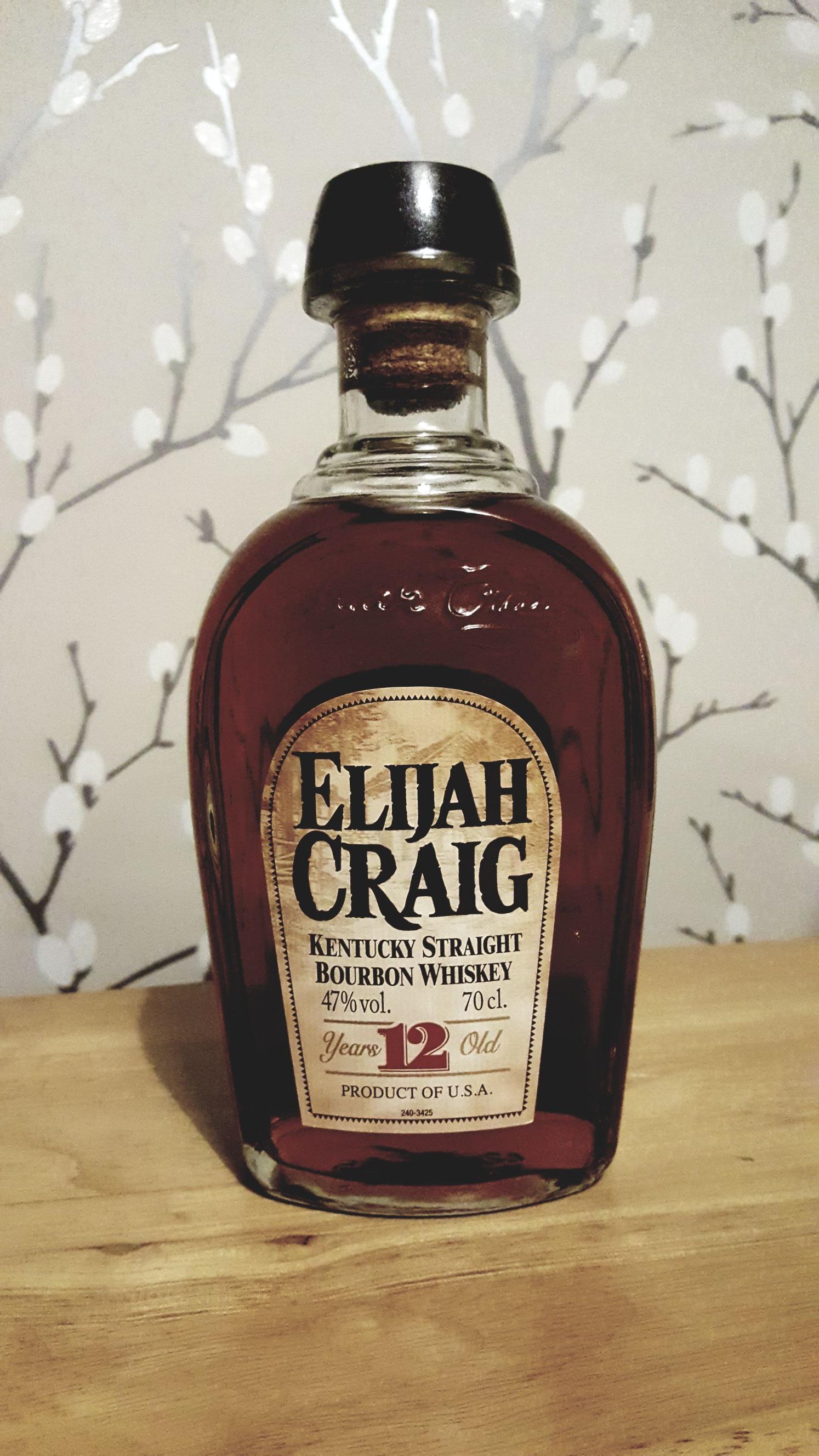 elijah craig 12 bourbon Marks & Spencer (national instore only) £26