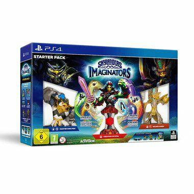 Skylanders Imaginators Starter Pack PS4/Wii U£10.00 @ Smyths