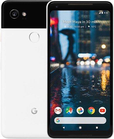 Google Pixel 2 XL 64Gb Black & White Unlocked Very Good £479.95 @ Second-handphones