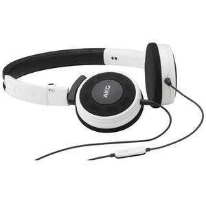 AKG Y30U Foldable Headphones (White) @ HMV £14.99 (Delivered)