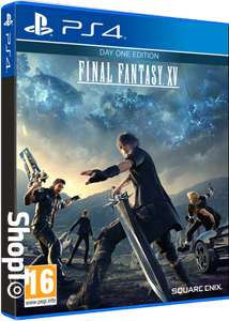 Final Fantasy XV Day 1 Edition £13.85 @ ShopTo
