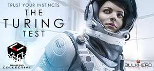 PC :- The Turing Test £4.49 reduced from £14.99 ( a challenging first-person puzzle game set on Jupiter's moon ) ** Direct with Steam **