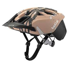 Bollé the One Mtb Cycle Helmet with LED light - £22.80 at Amazon