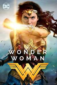 Amazon Video (and Google Play) - Wonder Woman £6.99 HD/£4.99 SD to own