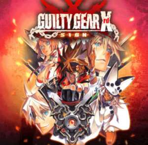 Guilty Gear Xrd -Sign- (PS4) PSN code £9.99 @ Amazon