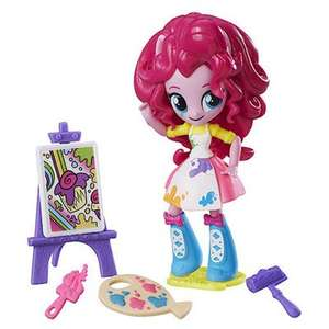 My Little Pony Equestria Girls Minis Pinkie Pie Art Class at Tesco Direct for £5.00