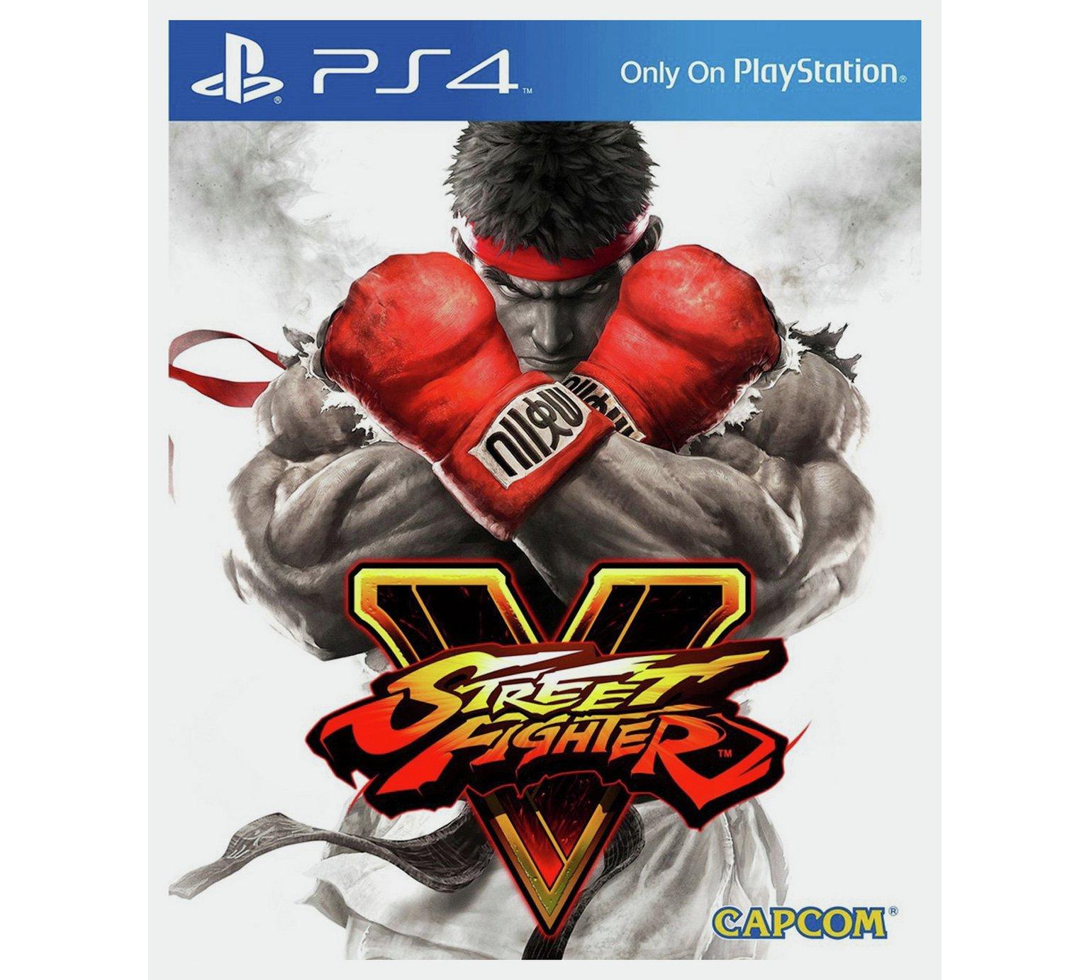 Street Fighter V (PS4) £9.99 @ Argos